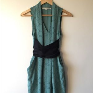 Rachel Rachel Roy Teal Dress
